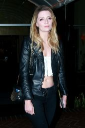 Mischa Barton at the Sunset Marquis in West Hollywood 5/3/2016