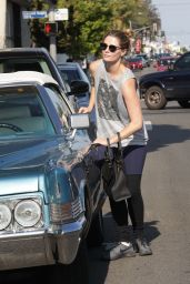 Mischa Barton - Out in Beverly Hills 5/9/2016