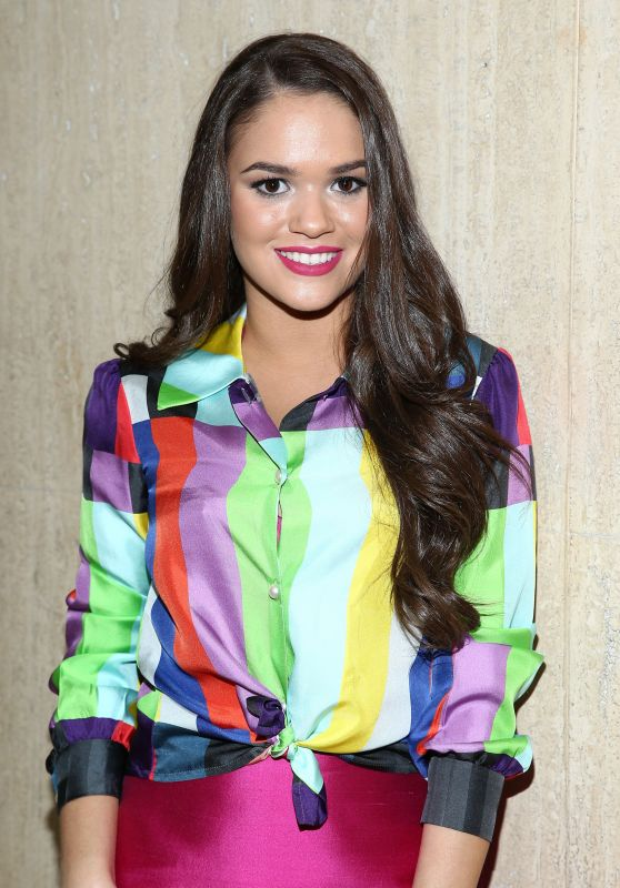 MMadison Pettis - Wolk Morais Collection 3 Fashion Show in Los Angeles 5/24/2016