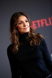 Nadia Farès - Marseille Netflix TV Serie Wold Premiere at Palais du Pharo in Marseille 5/4/2016