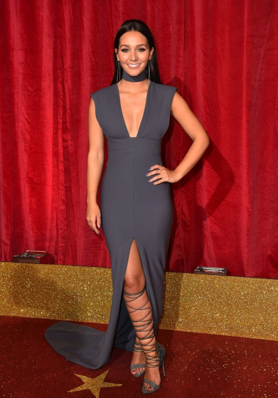 Nadine Mulkerrin – British Soap Awards 2016 in London, UK