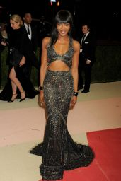 Naomi Campbell – Met Costume Institute Gala 2016 in New York