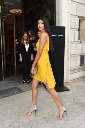 Neelam Gill at Giorgio Armani SI Women