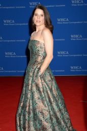 Neve Campbell – White House Correspondents' Dinner in Washington DC 4/30/2016