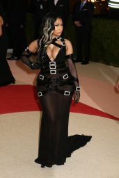 Nicki Minaj – Met Costume Institute Gala 2016 in New York