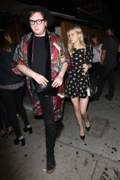 Nicola Peltz - Leaves The Nice Guy Club in West Hollywood, CA 5/28/2016