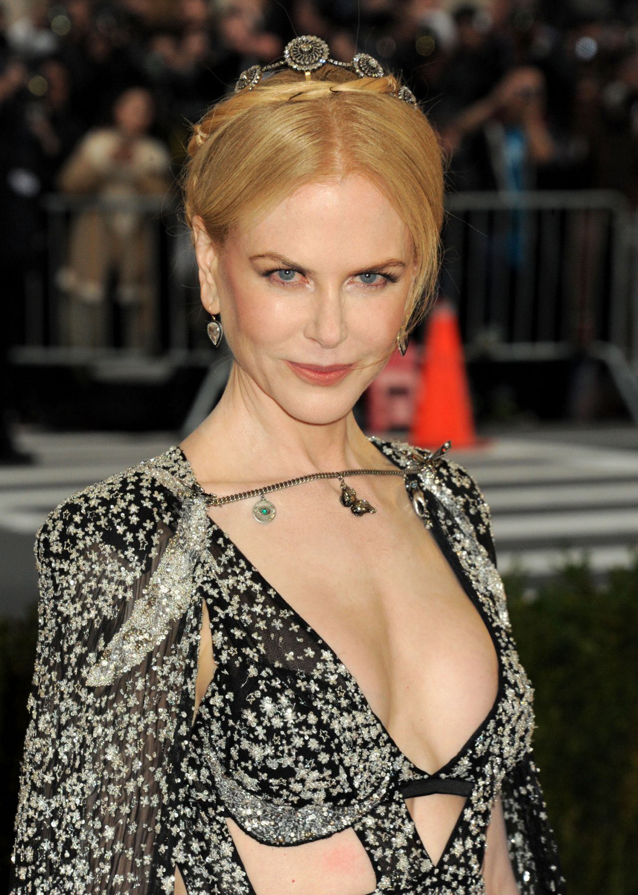 Nicole Kidman 2016 Met Gala Held At The Metropolitan