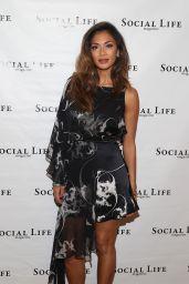 Nicole Scherzinger - Social Life Magazine Memorial Day Event in New York 5/28/2016