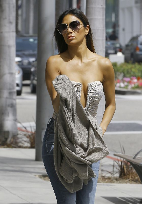 Nicole Scherzinger Spring Ideas - Out in Los Angeles, May 2016