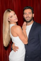 Nina Agdal - Intermix & Jonathan Simkhai Toast Digital Pop-Up in New York City 5/17/2016