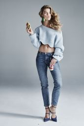 Nina Agdal - Photoshoot for CR Fashion Book 5/17/2016