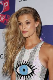 Nina Agdal - Swatch Times Square Flagship Store Opening & Launch of the POP Collection in New York City 5/3/2016