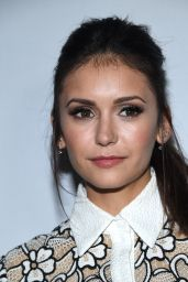 Nina Dobrev – Creative Coalition's Celebration of Arts in America in Washington D.C. 4/29/2016