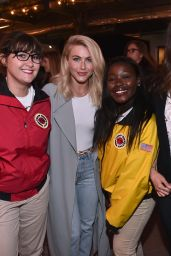 Nina Dobrev & Julianne Hough - City Year Los Angeles