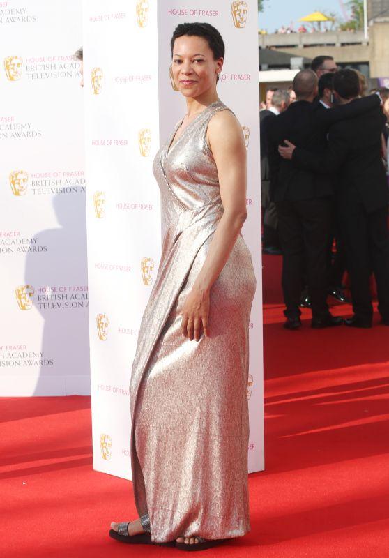Nina Sosanya – British Academy Television Awards BAFTAS 2016 in London