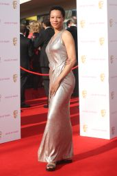 Nina Sosanya – British Academy Television Awards BAFTAS 2016 in London