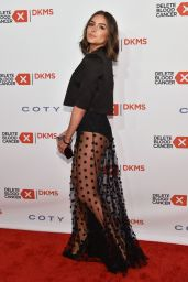 Olivia Culpo - 2016 Delete Blood Cancer DKMS Gala in NYC 5/5/2016