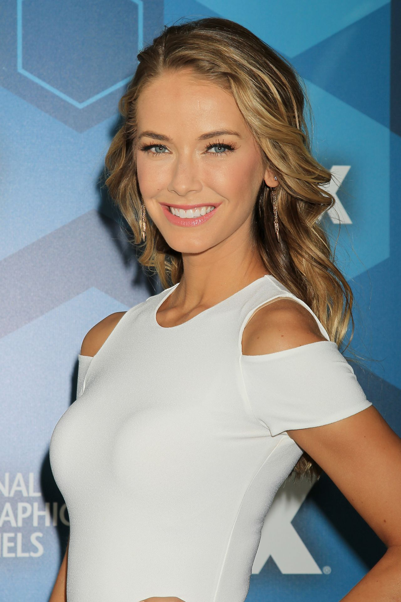 Olivia Jordan Fox Network 2016 Upfront Presentation In New York City