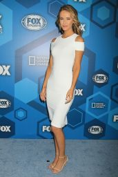 Olivia Jordan – Fox Network 2016 Upfront Presentation in New York City