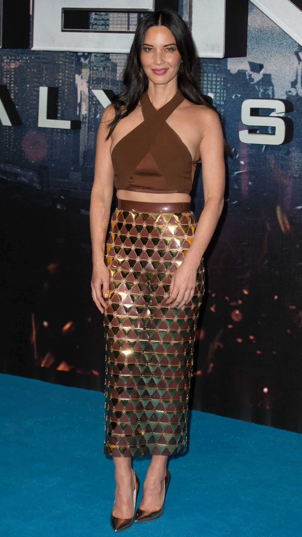 olivia munn � xmen apocalypse premiere in london uk 59