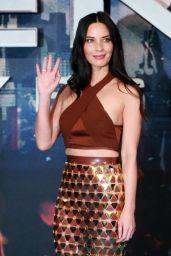 Olivia Munn – X-Men: Apocalypse Premiere in London, UK 5/9/2016
