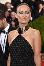 Olivia Wilde – Met Costume Institute Gala 2016 in New York