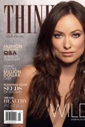 Olivia Wilde - THINK Magazine May 2016 Issue