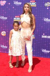 Paris Berelc – 2016 Radio Disney Music Awards in Los Angeles, CA