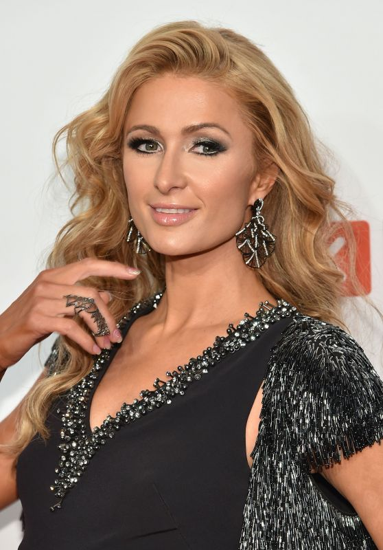 Paris Hilton – 2016 Delete Blood Cancer DKMS Gala in NYC 5/5/2016