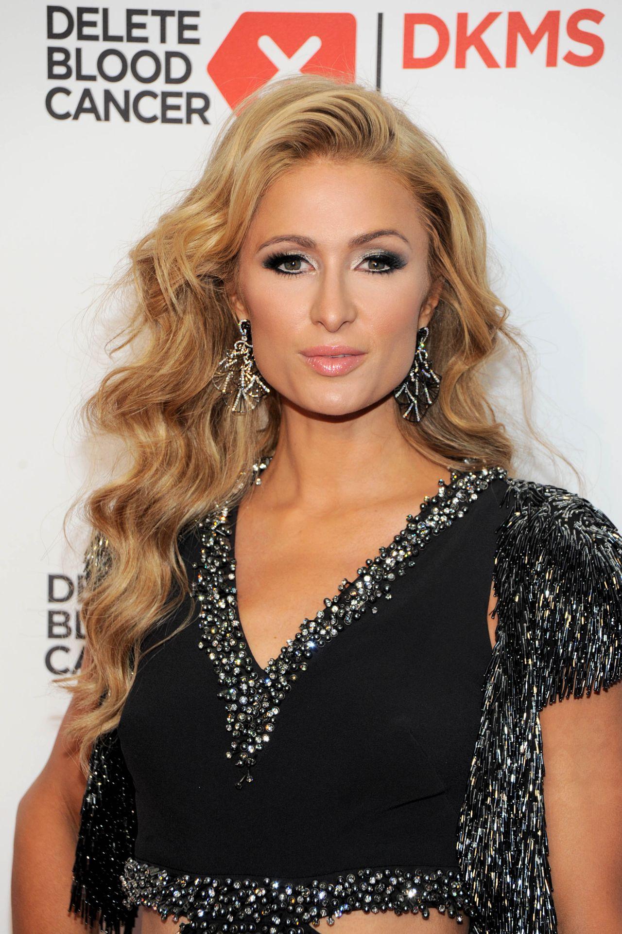 Paris Hilton – 2016 Delete Blood Cancer DKMS Gala in NYC 5 ... Paris Hilton