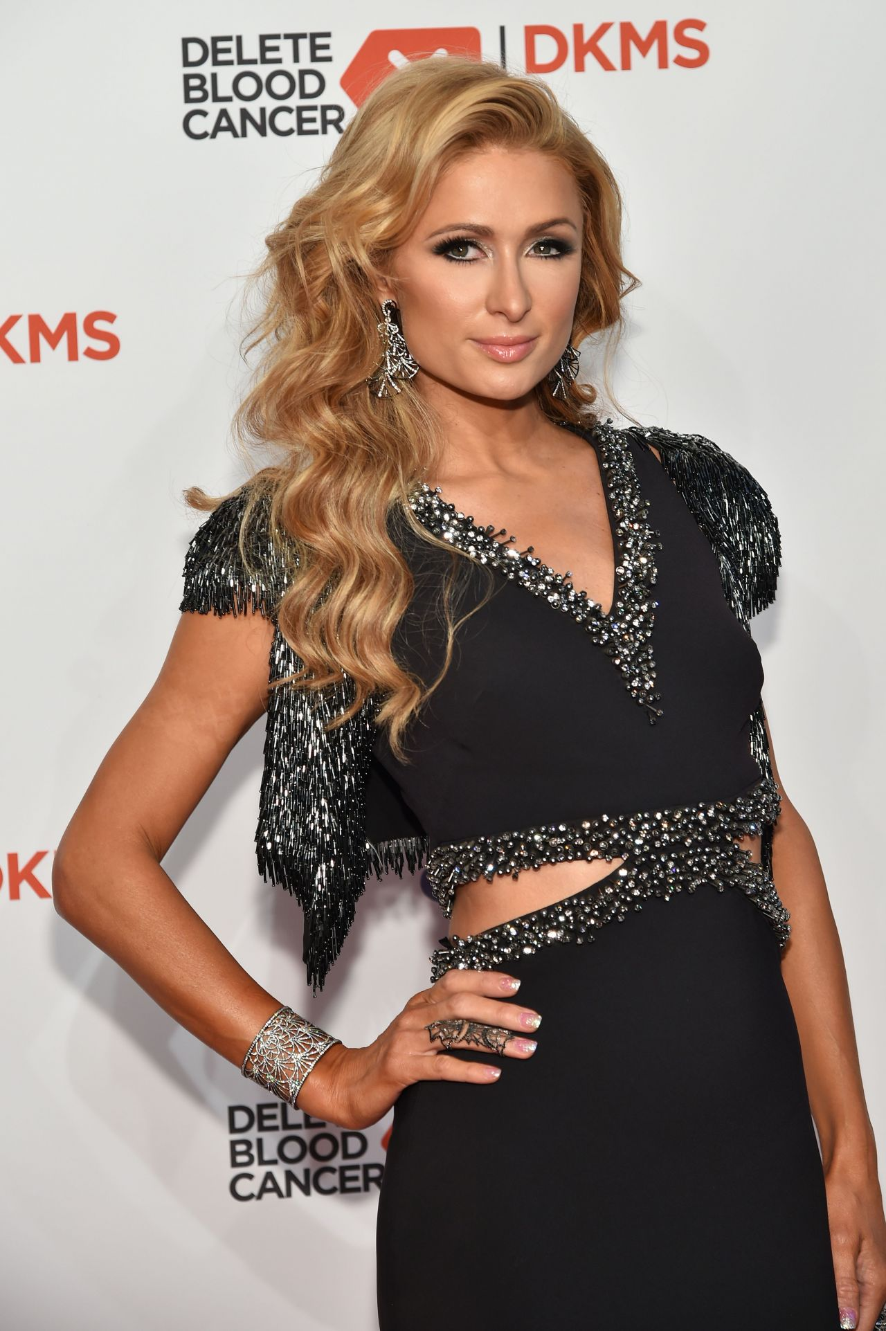 Paris Hilton – 2016 Delete Blood Cancer DKMS Gala in NYC 5 ...