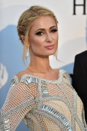 Paris Hilton – amfAR's Cinema Against AIDS Gala in Cap d'Antibes, France, 5/19/2016