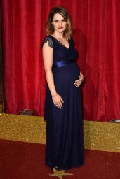 Paula Lane – British Soap Awards 2016 in London, UK