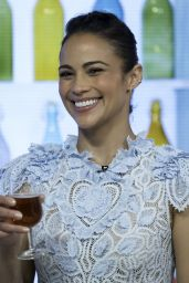 Paula Patton - Sunday Brunch (TV Show), London 5/30/2016