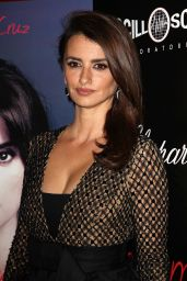 Penelope Cruz - Cinema Society Screening of