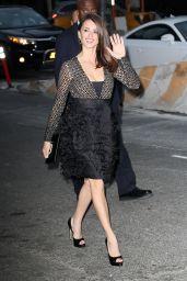 Penelope Cruz - Cinema Society Screening of