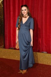 Persephone Swales-Dawson – British Soap Awards 2016 in London, UK
