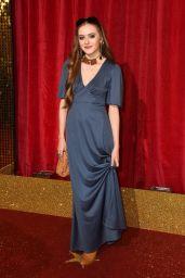 Persephone Swales-Dawson – British Soap Awards 2016 in London, UK