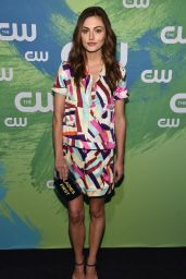 Phoebe Tonkin - The CW Upfront Presentation 2016 in New York City