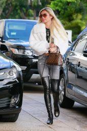Pia Mia Perez Style - at Barney