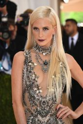 Poppy Delevingne – Met Costume Institute Gala 2016 in New York
