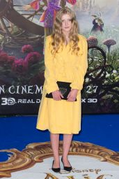 Poppy Lee Friar – 'Alice Through The Looking Glass' Premiere at Odeon Leicester Square in London