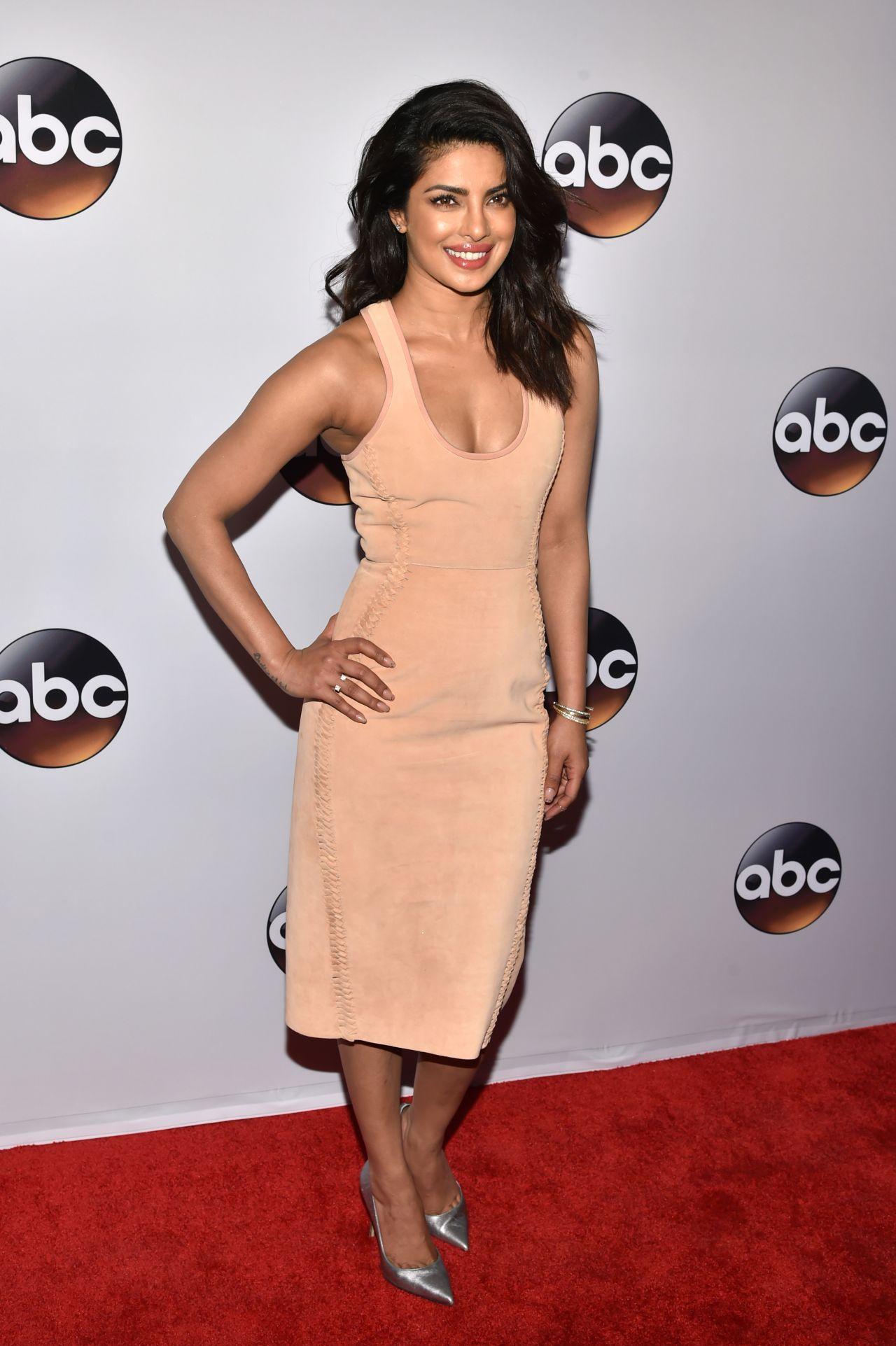 Abc Las Vegas >> Priyanka Chopra – ABC Network 2016 Upfront Presentation in New York City