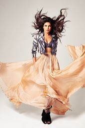 Priyanka Chopra - Emmy Magazine May 2016 Cover and Photos