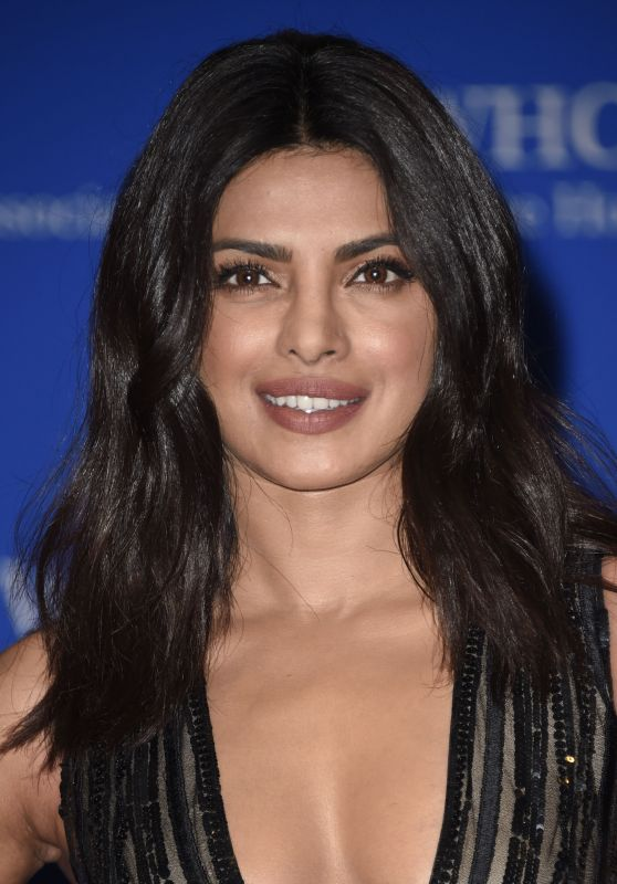 Priyanka Chopra – White House Correspondents' Dinner in Washington DC 4/30/2016