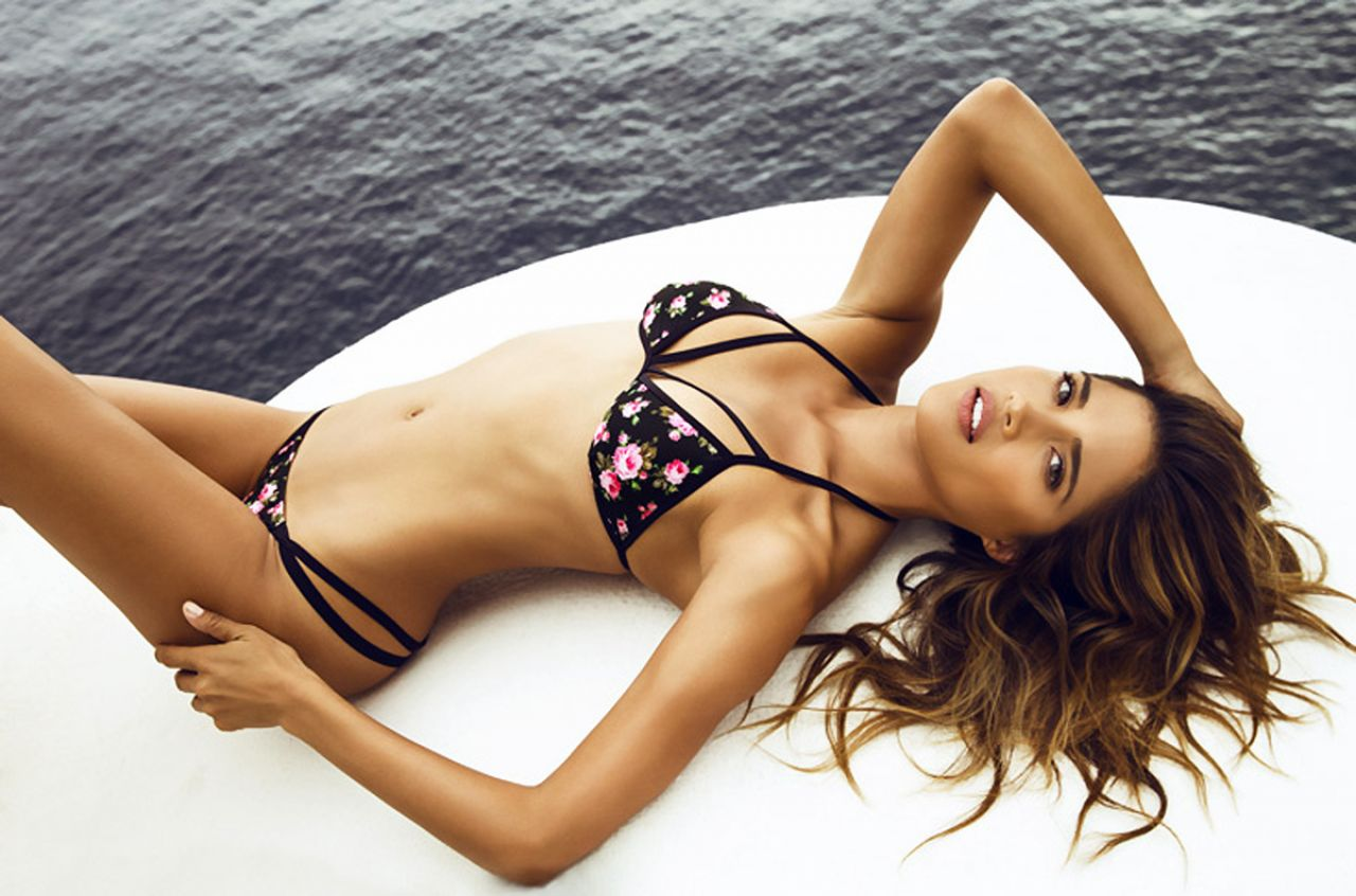 Rachel Barnes Bikini Lovers Spring Summer 2016