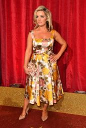 Rachel Leskovac – British Soap Awards 2016 in London, UK