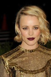 Rachel McAdams – Met Costume Institute Gala 2016 in New York