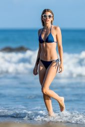 Rachel McCord in a Bikini at the Beach in Los Angeles, 5/29/2016