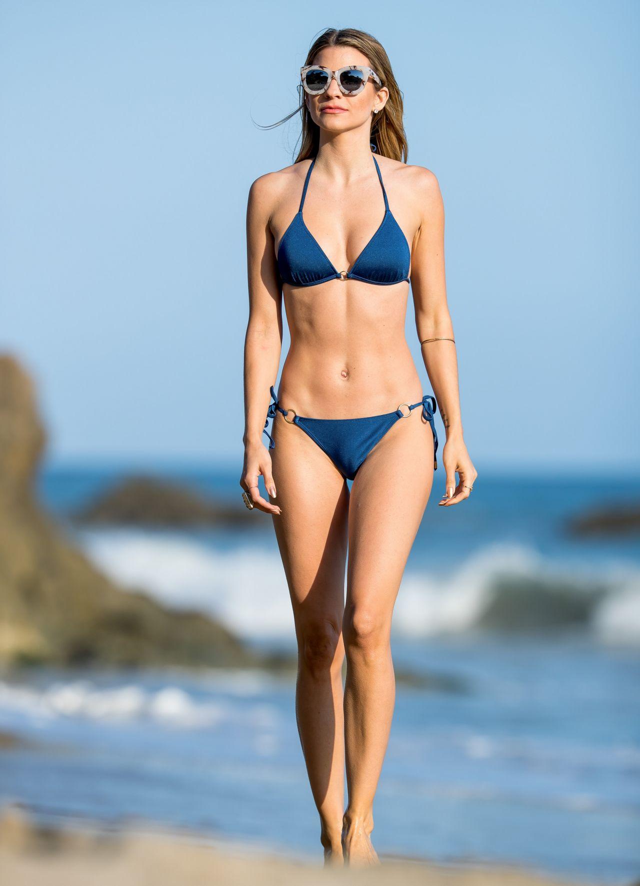 Rachel McCord in a Bikini at the Beach in Los Angeles, 5 ...  Rachel Potter Bikini